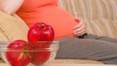 תזונה בהריון (אילוסטרציה)